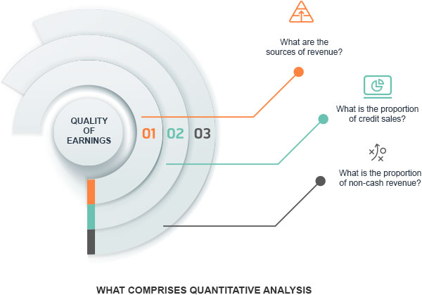 Questions Regarding Quality of Earnings